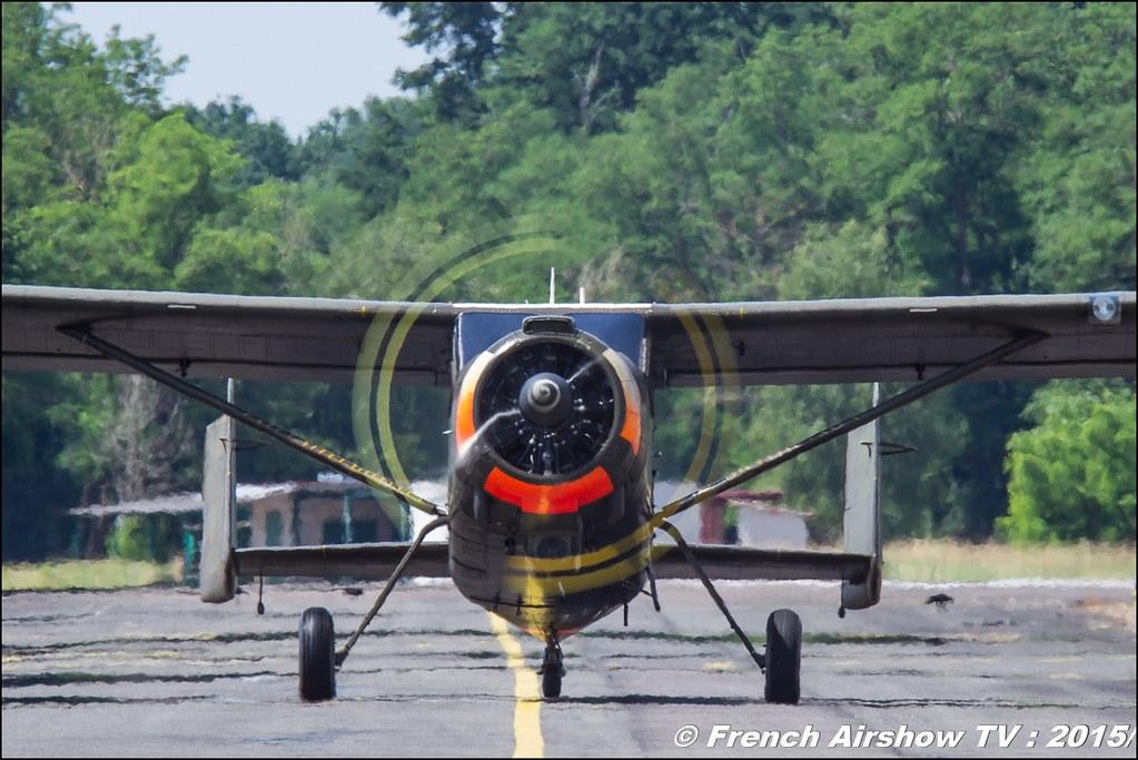 Patrouille de BROUSSARD, Fly in LFBK 2015 - Fly in Saint Yan 2015, Meeting Aerien 2015
