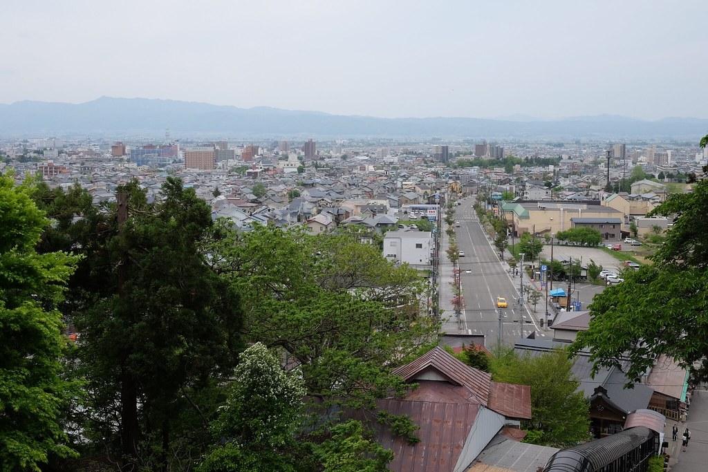 Mount Iimori View