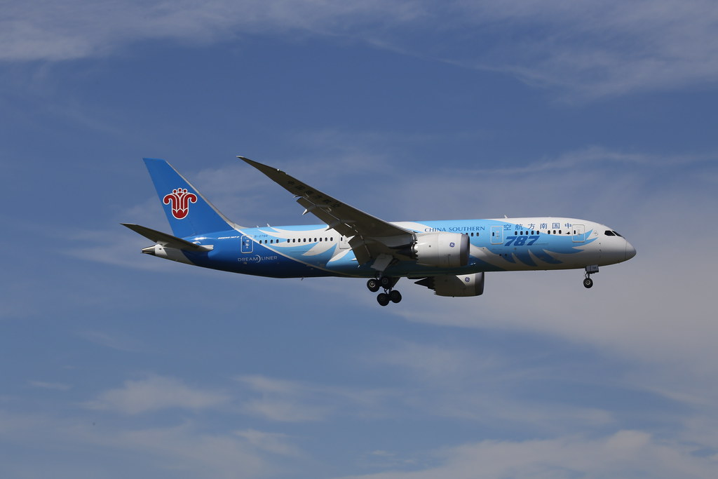 China Southern - Boeing 787-8