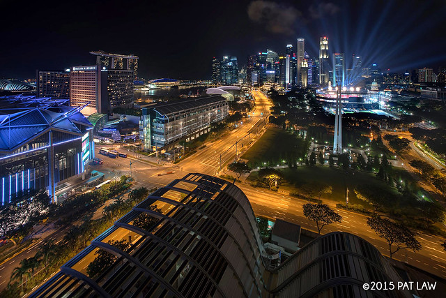 Singapore Cityscape - D800_15mm_single
