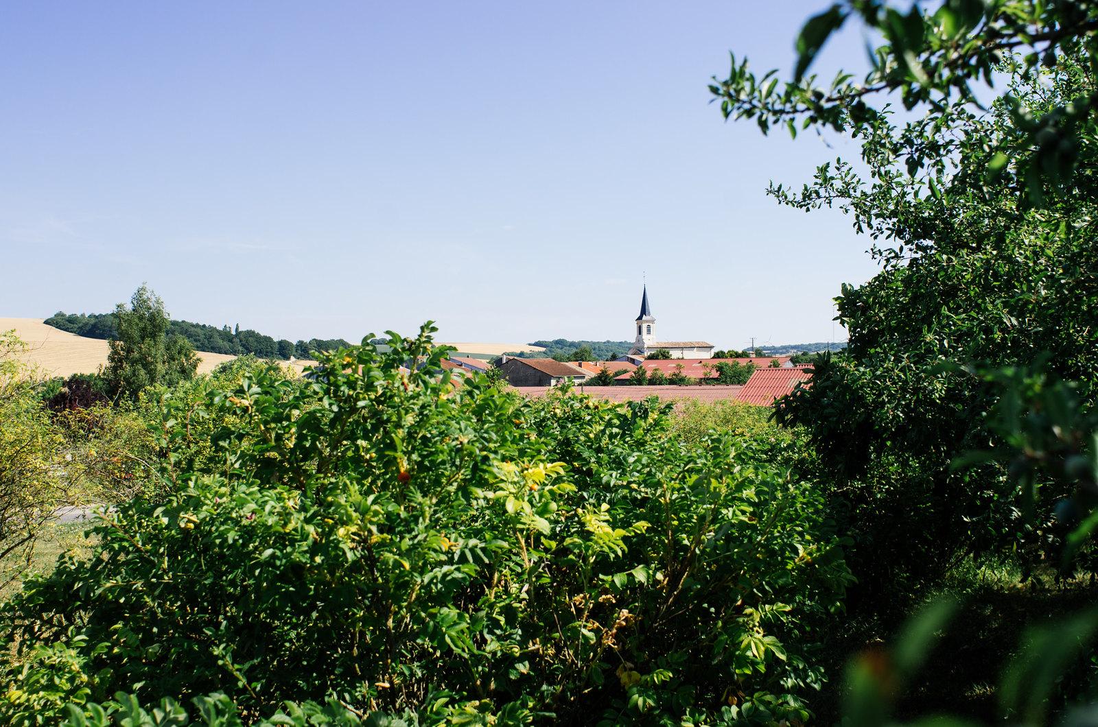 Tourisme rural en Meuse - Canicule, confiture et agriculture