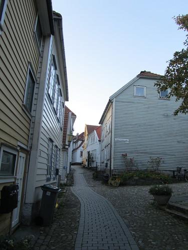 Barrios antiguos de Bergen