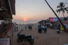 Plaża w Bogmalo, Goa