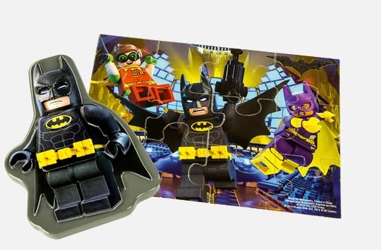 Pudełko Batman Robin