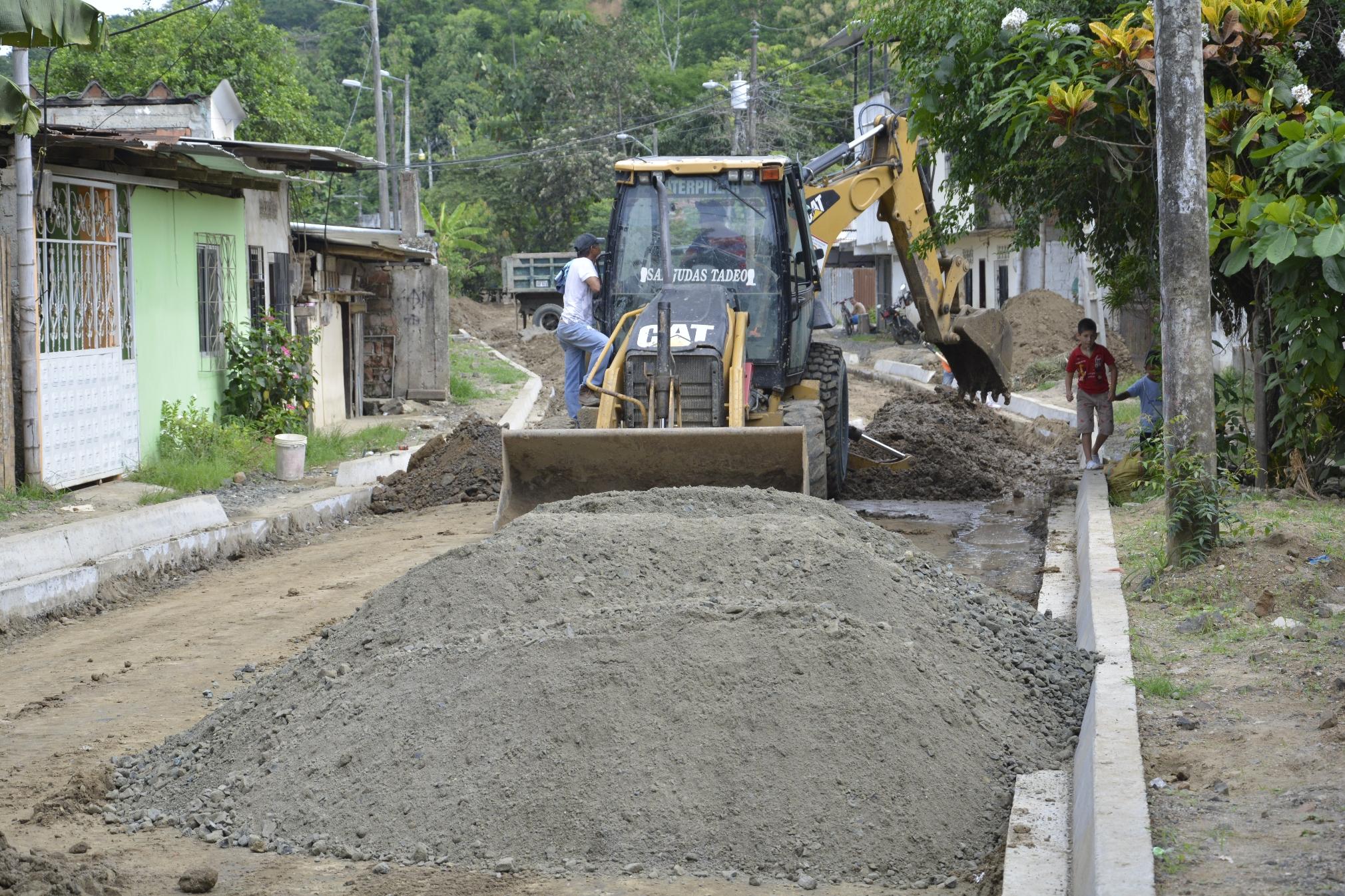 Calle S/N callejón al Río Chone barrio Agua Potable