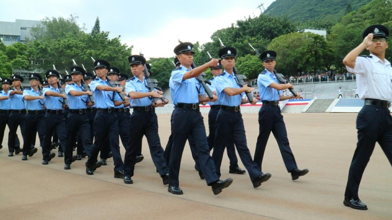 警方的執法行為能否得到市民接受和信服,很多時要靠警隊管理層嚴格遵守一些標準。(資料圖片)