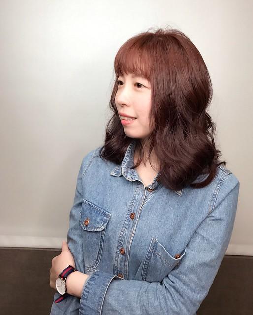 2017.03春天限定髮色