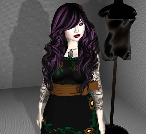 Draconic Kiss @ World Goth  Faire
