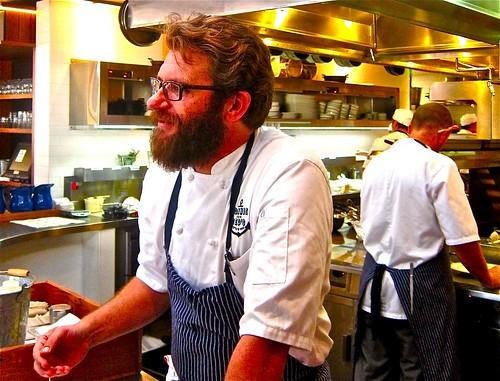 The Man, Chef Michael Cimarusti