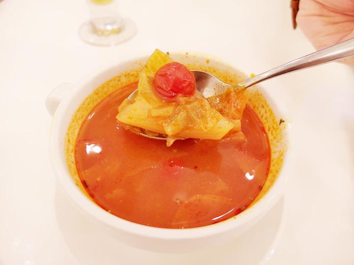 mei ren cafe taipei soup