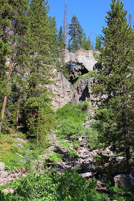 IMG_9434 Natural Bridge, Yellowstone National Park