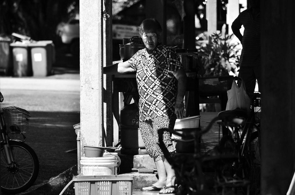 Lembing Town 林明