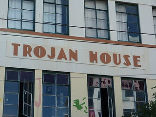 Trojan House, Wellington
