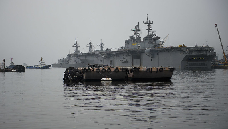 Click here to see more photos of USS Bonhomme Richard (LHD 6)