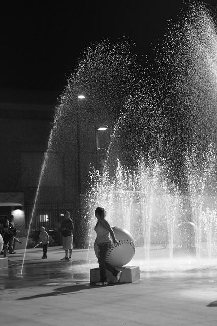 Covaleski Fountain