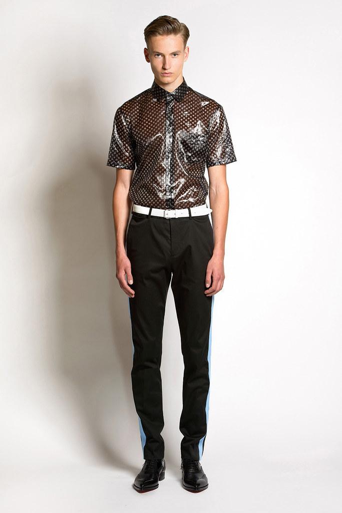 SS14 London Jonathan Saunders033_Frederik Ruegger(fashionising.com)