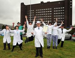 NHS Catering Award 2013