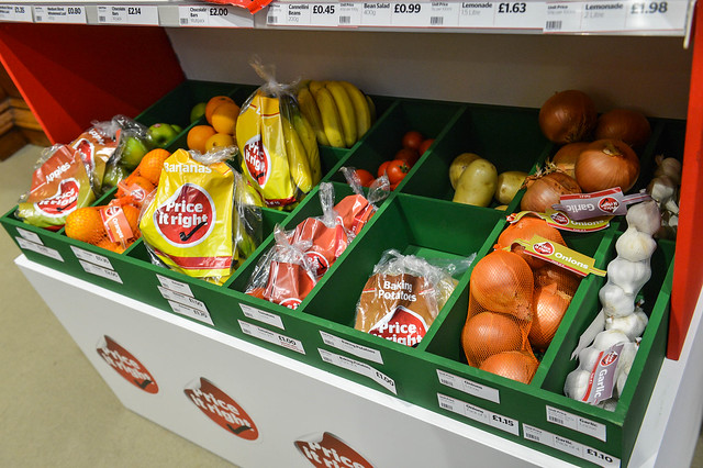The Which? fruit and veg shelf