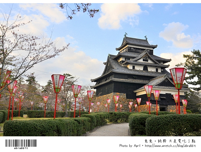 島根漫慢玩。堀川遊船與松江城