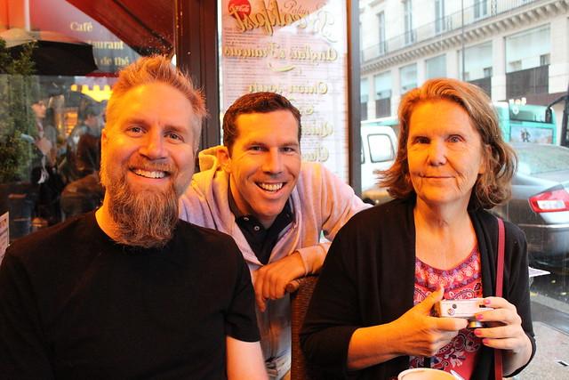 Fuzzy, Jeremy, Jean