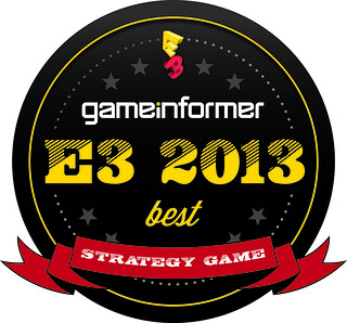 Rome II Total War E3 Awards -Game Informer