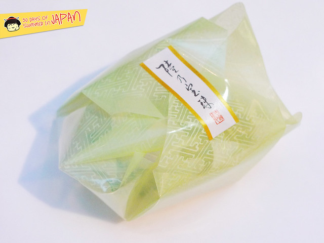 japanese jelly sweets grape 4 - Ecute - JR Ueno Station