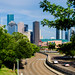 Houston Skyline by Kelly Reed Photography