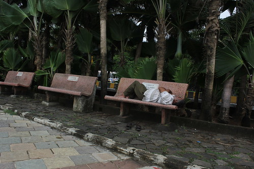 Three Benches Shot By Marziya Shakir 5 Year Old by firoze shakir photographerno1