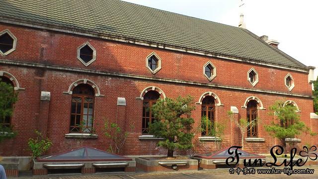 柳原教堂-側拍教堂
