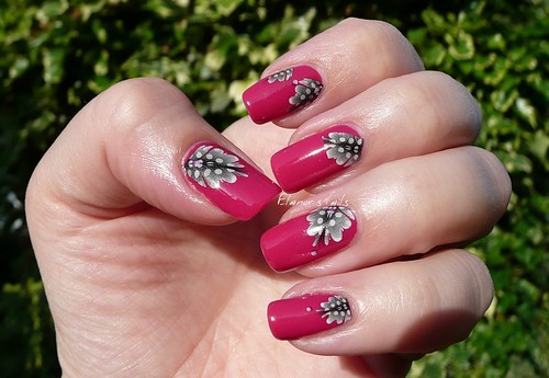 feather nail decals 5