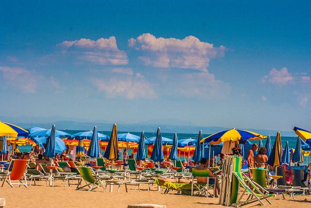 lignano beach