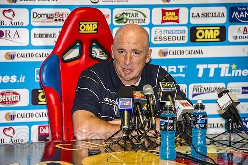 """Catania, Maran: """"Ottime indicazioni per il futuro. Leto? Ha grandi qualità""""$"""
