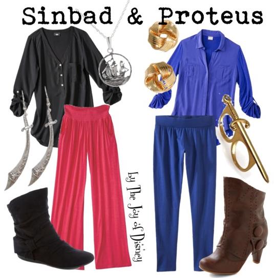 Sinbad & Proteus