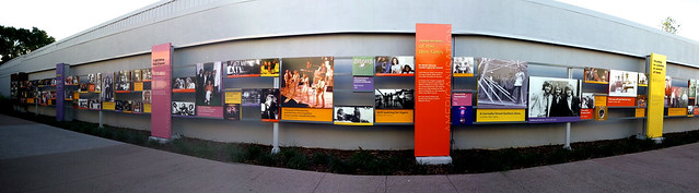 Bee Gees Wall of Fame at Redcliffe, Queensland