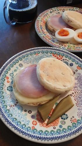 ハムチーズパン by nekotano