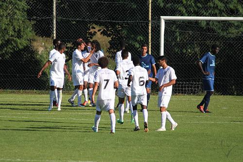 Jogo treino: Vitória B 4-1 Gondomar