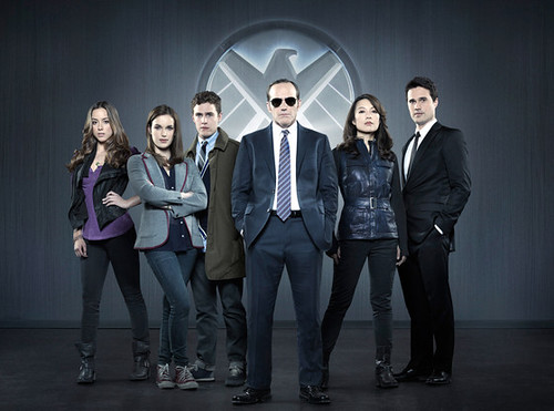 Coulson-Agents of Shield