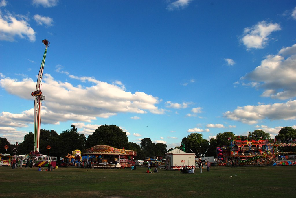 Ealing Funfair August 2013