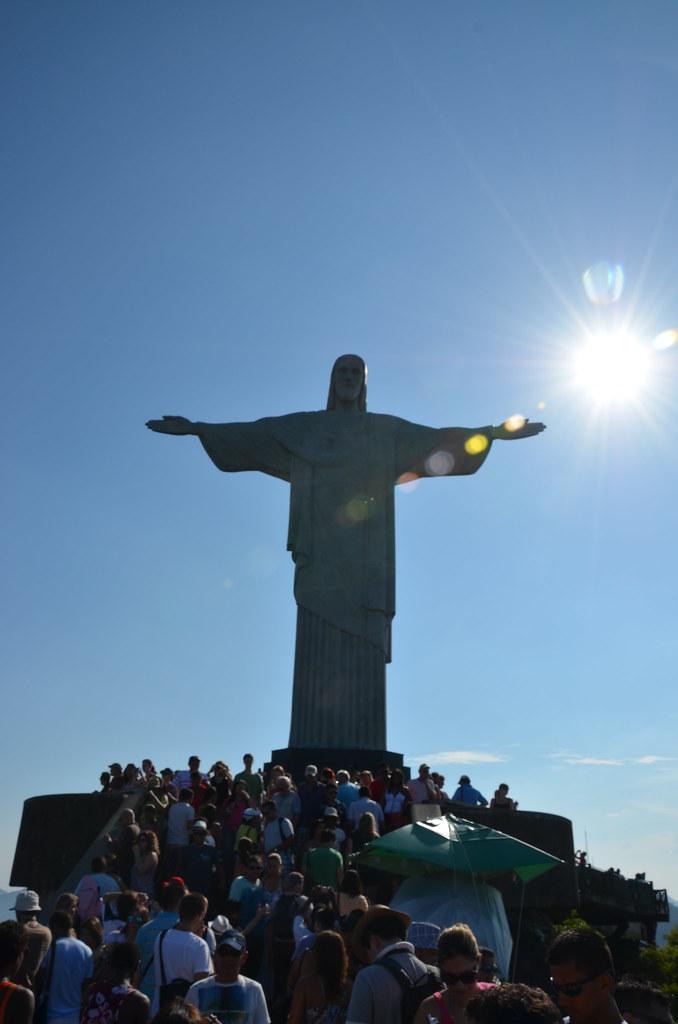 Brasile - Rio de Janeiro - Cristo Redentor