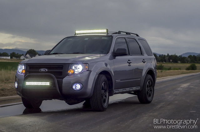 Lifted Ford Escape >> 2008 Ford Escape Limited | Flickr - Photo Sharing!