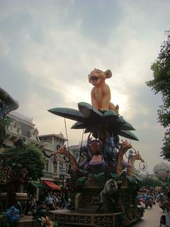 097 Parade Disneyland