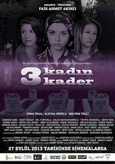 3 Kadın 3 Kader (2013)