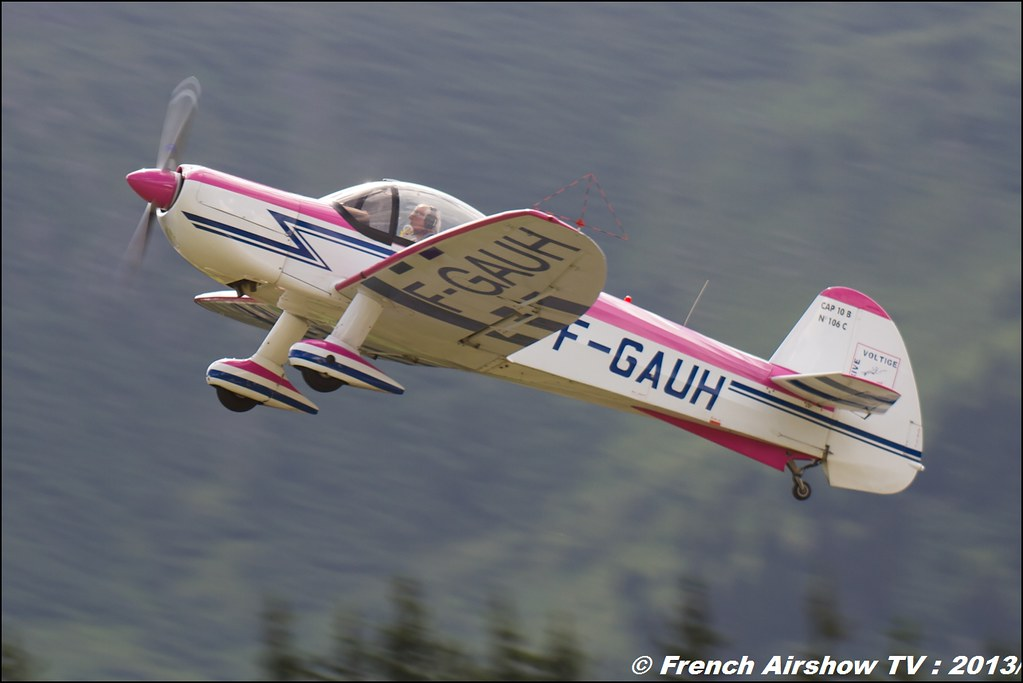 CAP 10 F-GAUH , Meribel Air Show 2013