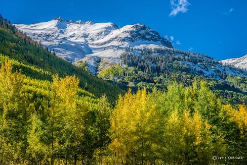 mountains colorado fallcolors aspen milliondollarhighway ironton sanjuanskyway