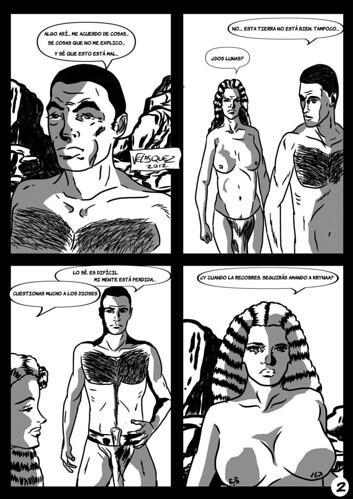 Durand de Aztland : El Hombre Sin Pasado Página 2 by man_0022