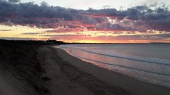 Break Of Day - Sunrise at Ocean Grove Victoria