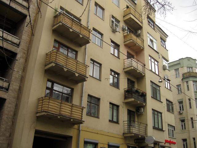 Жилой дом Росгосстраха