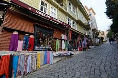 民族服飾小坡道 @ 伊斯坦堡