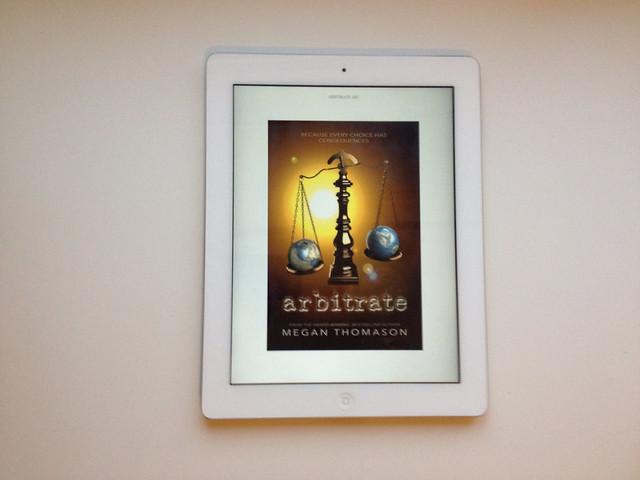 Arbitrate - Megan Thomason