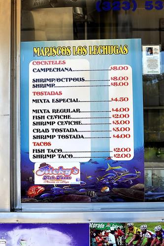 Mariscos Los Lechugas - Los Angeles
